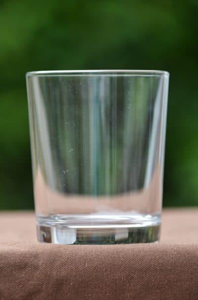 Saftglas Wasserglas
